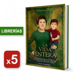 PACK DE 5 PARA LIBRERÍAS