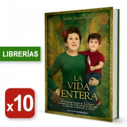PACK DE 10 PARA LIBRERÍAS