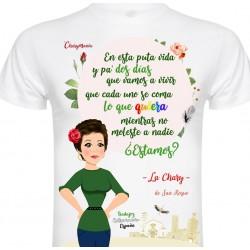Camiseta de La Chary